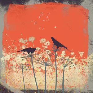 Away From The Flock II by Ken Hurd