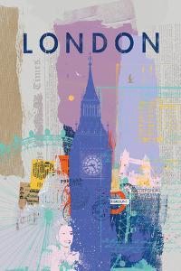 Cities II by Ken Hurd
