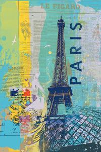 Cities III by Ken Hurd
