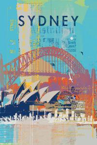 Cities V by Ken Hurd