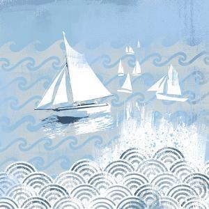 Coastal Days IV by Ken Hurd