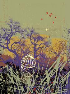 Moon Song II by Ken Hurd