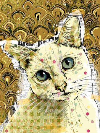 Poppet Cat III by Ken Hurd
