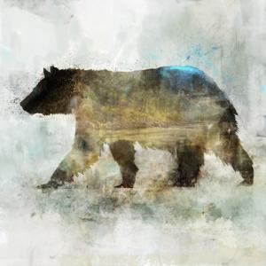 Journey Bear II by Ken Roko