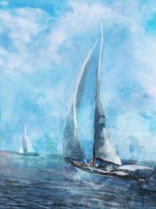 Sailing Sea 2 by Ken Roko