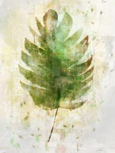 Textured Tropical Palm by Ken Roko