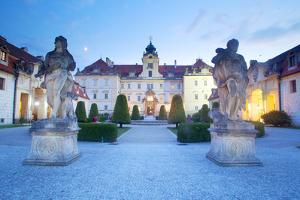 Czech Republic, Moravia, Valtice. Chateaux Valtice. by Ken Scicluna