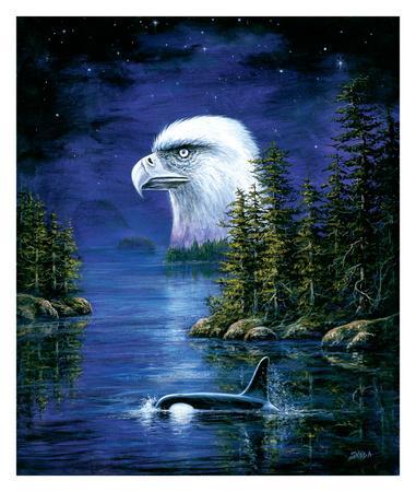 The Eagle Protector