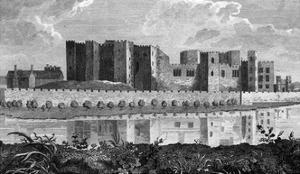 Kenilworth Castle, 1575