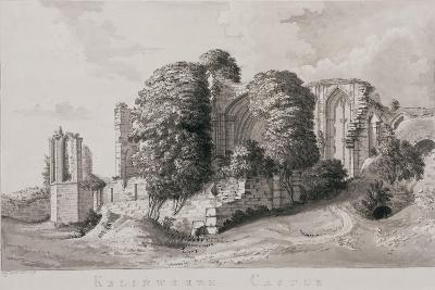 Kenilworth Castle?, 1776-Moses Griffiths-Giclee Print