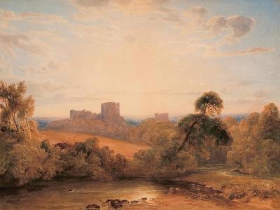 Kenilworth Castle, C.1827-Peter De Wint-Giclee Print
