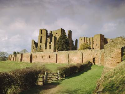 Kenilworth Castle, Warwickshire, England, UK, Europe-David Hughes-Photographic Print