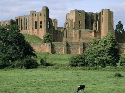 Kenilworth Castle, Warwickshire-Peter Thompson-Photographic Print