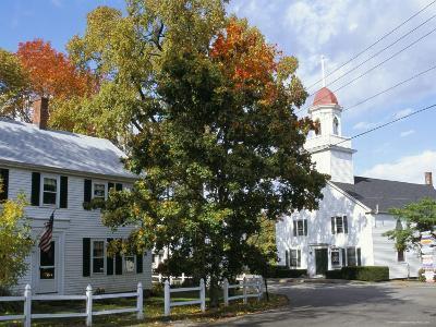 Kennebunkport, Maine, New England, USA-Fraser Hall-Photographic Print