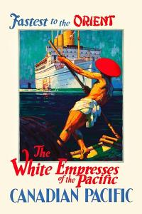 The White Empress Of The Pacific by Kenneth Denton Shoesmith