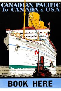 To Canada & U.S. A. by Kenneth Denton Shoesmith