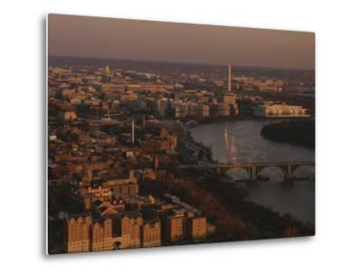Aerial View of Washington, D