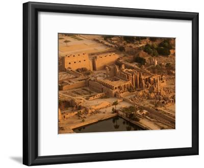 Karnak Temple at Sunrise
