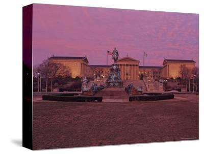 Philadelphia Art Museum at Dusk