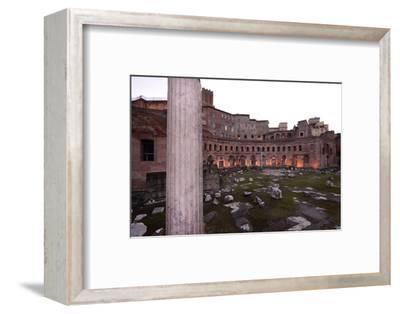 Ruins of Trajan's Forum and Trajan's Market