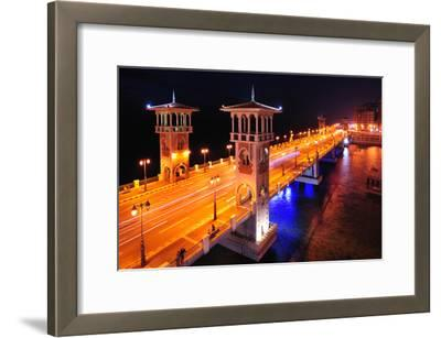 Stanley Bridge Is the Heart of Coastal City of Alexandria