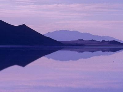 Still Waters of Great Salt Lake, Utah