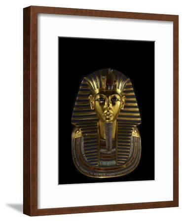 The Funerary Mask of King Tutankhamun
