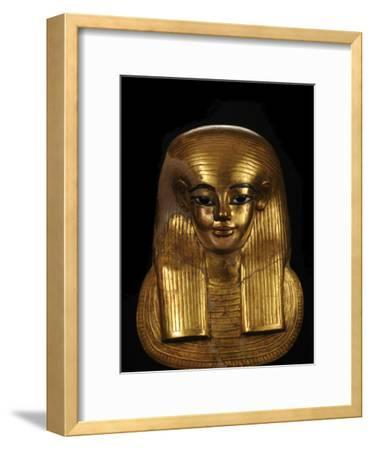 The Funerary Mask of Tut's Great-Grandfather, Yuya