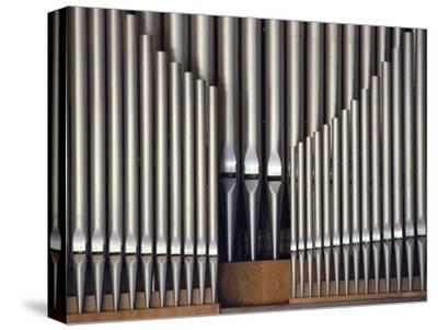 Three Rows of Organ Pipes