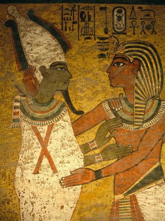 Tomb King Tutankhamun, Valley of the Kings, Egypt
