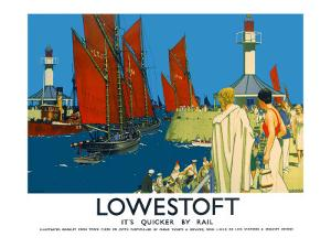 Lowestoft by Kenneth Shoesmith