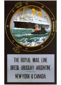 Royal Mail Line by Kenneth Shoesmith