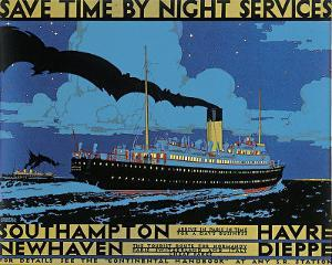 Save Time, Night Services by Kenneth Shoesmith