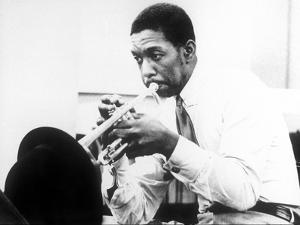 Kenny Dorham (Mckinley Howard Dorham, 1924-1972) American Jazz Trumpet Player C. 1960