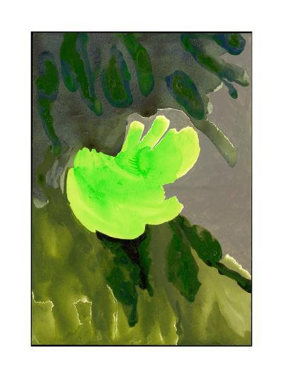 Kensington Gardens Series: Leaf Cascade, 2007-Izabella Godlewska de Aranda-Giclee Print