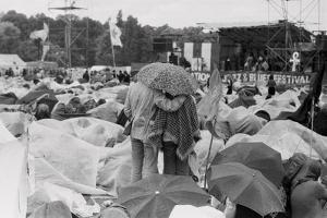 Reading Pop Festival, 1971 by Kent Gavin