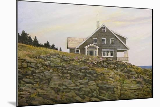Kent House-Jerry Cable-Mounted Giclee Print
