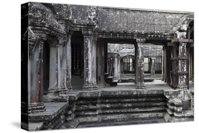Architecture in the Temple Complex At Angkor Wat