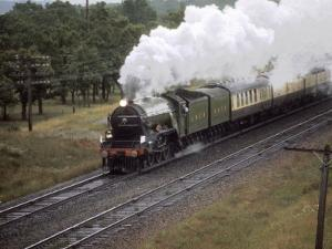 "London and North Eastern Railway 4-6-2 No.4472, The ""Flying Scotsman"" by Kent Kobersteen"
