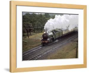 """London and North Eastern Railway 4-6-2 No.4472, The """"Flying Scotsman"""" by Kent Kobersteen"""