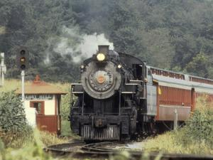Strasburg Railroad 2-10-0 No.90; the Locomotive Is Ex-Great Western by Kent Kobersteen