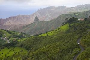 The Rugged Geography of Saint Helena Where Napoleon Was Held in Exile by Kent Kobersteen