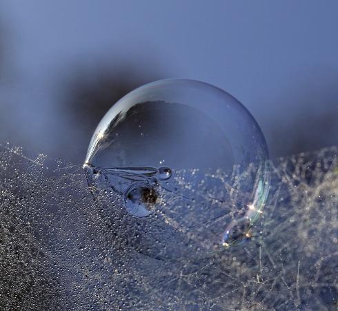 kent-mathiesen-blue-bubble-morning