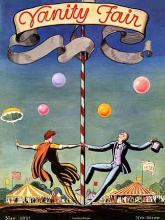 Vanity Fair Cover - May 1923