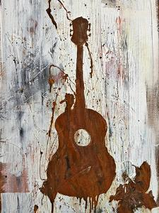 Rust Guitar by Kent Youngstrom