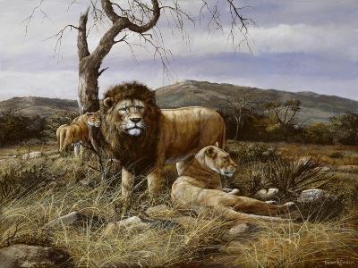 Kenyan Pride-Trevor V. Swanson-Giclee Print