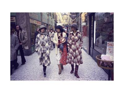 Kenzo Fall 1973 RTW-Reginald Gray-Premium Giclee Print