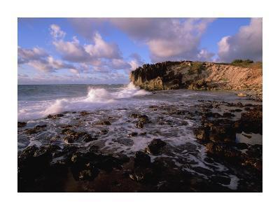 Keoneloa Bay, Kauai, Hawaii-Tim Fitzharris-Art Print