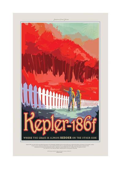 Kepler--Giclee Print