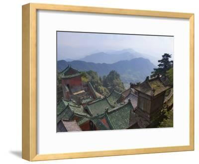 China, Hubei Province, Mt